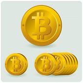 pic of bit coin  - Bitcoin - JPG