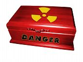 Nuclear Box Radiation Isolated