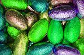 Shiny Easter Eggs