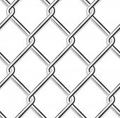 Wire mesh, seamless