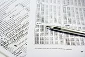 Completing Tax Forms