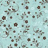 Fondo floral vector perfecta para el diseño uso