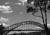 Bridge Above The City poster