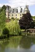 Chateau Montresor, Loire Valley, France