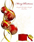 foto of christmas ornament  - Beautiful vector Christmas  - JPG
