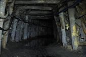 Mine Tunnel