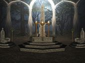 image of oracle  - The Secret Forest - JPG