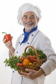 Attractive Cook poster