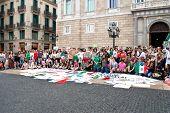 YoSoy132 Barcelona