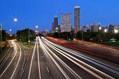 Chicago Lake Shore Drive.