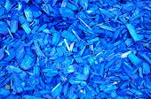 Blue Woodchips