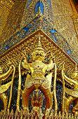 Golden Garuda or Krut