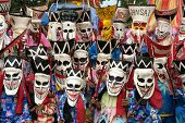 Festival of mask in Thailand.