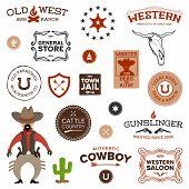 alte westliche Entwürfe
