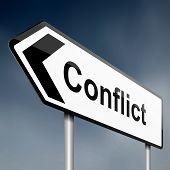 Conflict Concept.