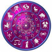 Zodiac Purple