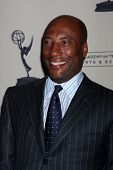 LOS ANGELES - JUN 14:  Byron Allen arrives at the ATAS Daytime Emmy Awards Nominees Reception at SLS