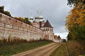 Monastery Of Sts Boris And Gleb In Borisoglebsk, Russia