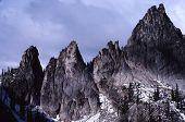 Fish Fin Ridge - Bighorn Crags, Idaho 2