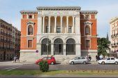 Cason del Buen Retiro, Calle Alfonso XII, Prado Museum in Madrid, Spain.