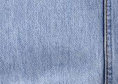foto of denim jeans  - Image of blue jeans denim cloth background - JPG