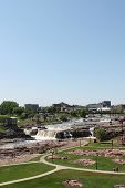 Falls Park-Sioux Falls, South Dakota