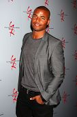 LOS ANGELES - FEB 27:  Redaric Williams at the Hot New Faces of the Young and the Restless press eve