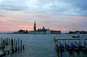 San Giorgio Maggiore Before Dawn