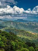 Summer mountains landscape i