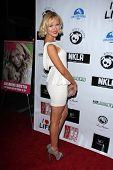 LOS ANGELES - APR 2:  Anya Monzikova arrives at  the No Kill L.A. Charity Event at the Fred Segal on