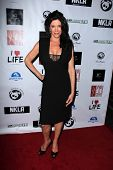 LOS ANGELES - APR 2:  Julie Lott Gallo arrives at  the No Kill L.A. Charity Event at the Fred Segal