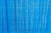 Pattern Picnic Blue Oilcloth