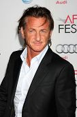 LOS ANGELES - NOV 13:  Sean Penn at the