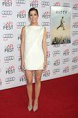 LOS ANGELES - NOV 13:  Kristen Wiig at the