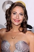 LOS ANGELES - NOV 12:  Willa Holland at the GQ 2013