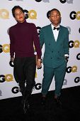 LOS ANGELES - NOV 12:  Pharrell Williams at the GQ 2013