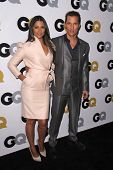 LOS ANGELES - NOV 12:  Camila Alves McConaughey, Matthew McConaughey at the GQ 2013