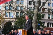 NYC Mayor-Elect Bill De Blasio