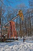 Oil Pump In Winter