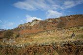 Curbar Edge Rock