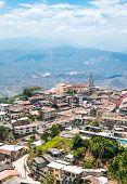 Zaruma - Town In The Andes, Ecuador