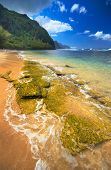 Kee Beach, Kauai, Hawaii