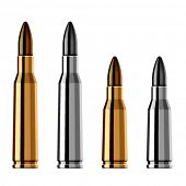 vector weapon gun bullet cartridge