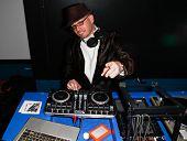 NEW YORK-APR 24: DJ Mikey