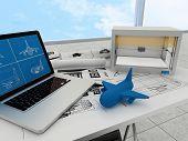 3d printing technology, printing plane
