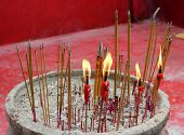Chinese Candles