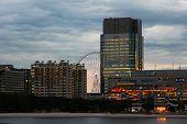 Odaiba Skyline