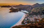 Sunset over Oludeniz