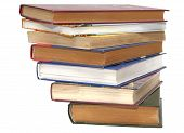 Stack Of Books_