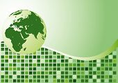 Abstract Background. Green Globe